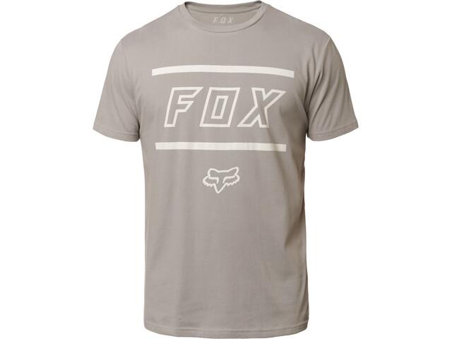 Fox Midway Airline SS Tech T-Shirt Herren steel gray